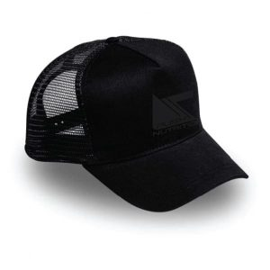 Rush Trucker Cap – Blacked Out