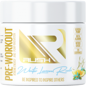 Rush Pre-Workout (Winter Lemon Rush)