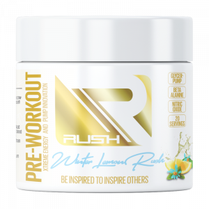 Rush Pre-Workout (Winter Lemon Rush)