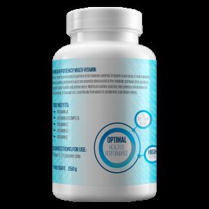 Multi Rush Daily Multi-Vitamin (60 Caps)