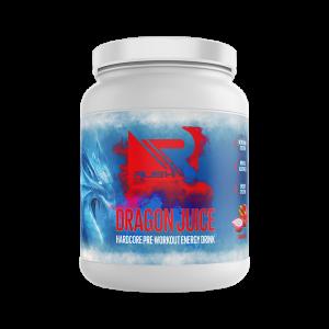 Dragon Juice 400g + Multi-Rush Combo